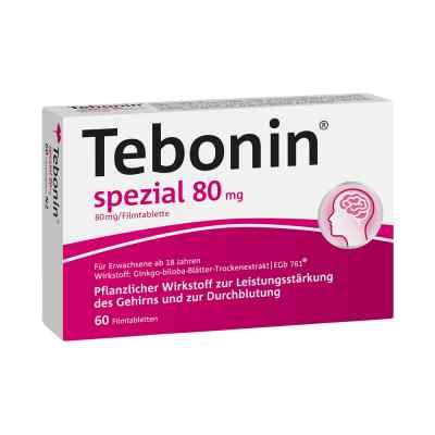 Tebonin spezial 80 mg Filmtabl.  zamów na apo-discounter.pl