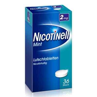 Nicotinell Lutschtabletten 2 mg Mint  zamów na apo-discounter.pl
