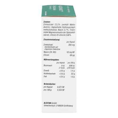 Alsidiabet Cynamon Catechine kapsułki dla diabetyków