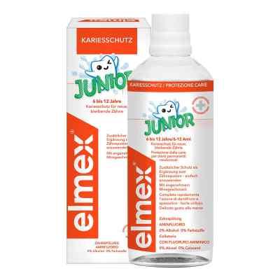 Elmex Junior płyn do płukania  zamów na apo-discounter.pl