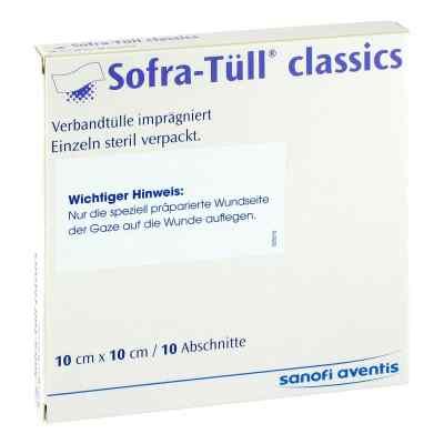 Sofra Tuell classics 10x10 cm Abschnitte
