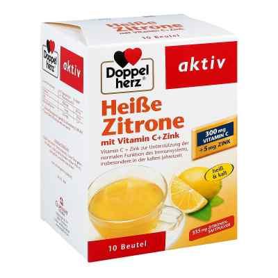 Doppelherz Heisse witamina C + cynk granulat  zamów na apo-discounter.pl