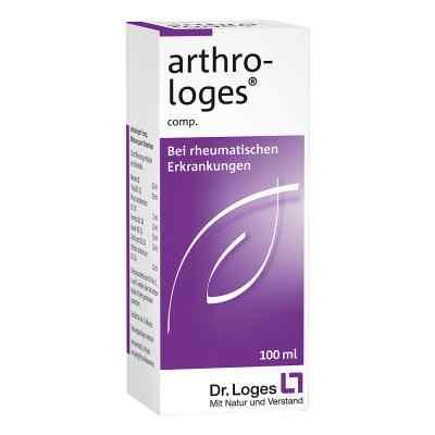 Arthro Loges compositus  Tropfen  zamów na apo-discounter.pl