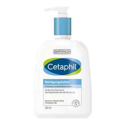 Cetaphil delikatne mleczko oczyszczające 460ml  zamów na apo-discounter.pl
