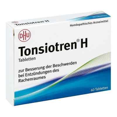 Tonsiotren H Tabl.