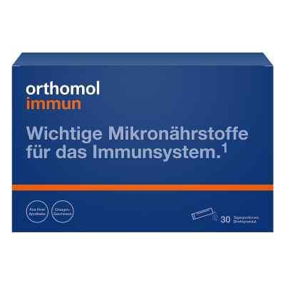 Orthomol Immun granulat  do bezpoś. stosowania pomarańcza  zamów na apo-discounter.pl
