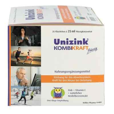 Unizink Kombikraft tabletki  zamów na apo-discounter.pl