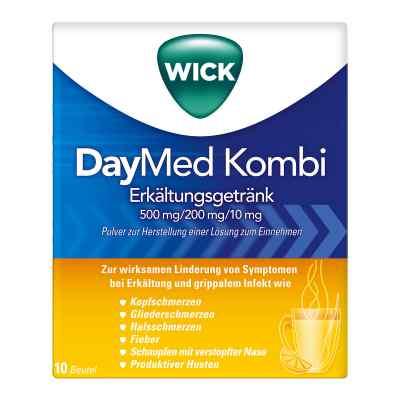 Wick Daymed Kombi proszek do sporządzania roztworu  zamów na apo-discounter.pl