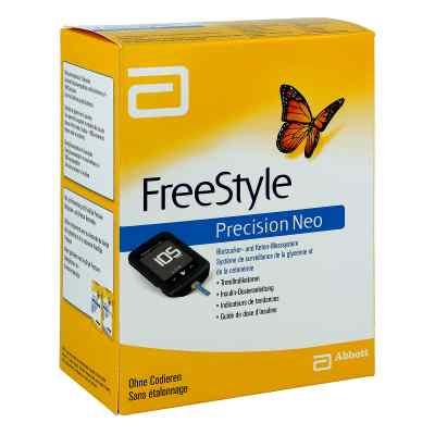 Freestyle Precision Neo mg/dl zestaw do pomiaru poziomu glukozy   zamów na apo-discounter.pl