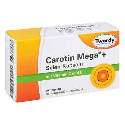 Carotin Mega + Selen Kapseln  zamów na apo-discounter.pl