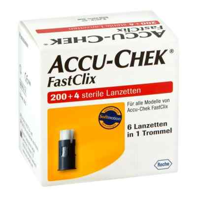 Accu Chek Fastclix lancety