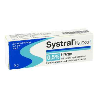 Systral Hydrocort 0,5% krem  zamów na apo-discounter.pl