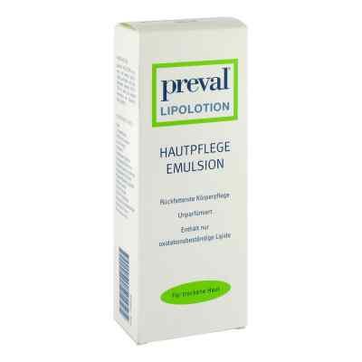 Preval Lipolotion balsam