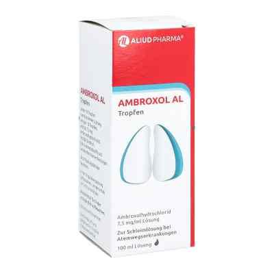 Ambroxol Al Tropfen  zamów na apo-discounter.pl