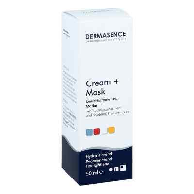 Dermasence 2w1 krem i maska  zamów na apo-discounter.pl