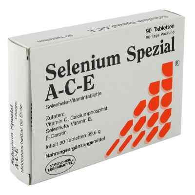 Selenium Spezial Ace tabletki  zamów na apo-discounter.pl