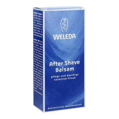 Weleda After Shave balsam po goleniu zamów na apo-discounter.pl