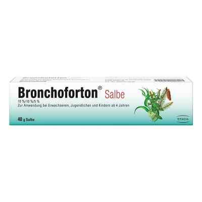 Bronchoforton Salbe  zamów na apo-discounter.pl