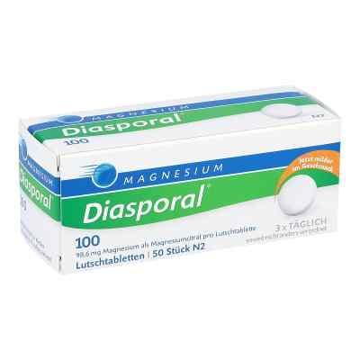Magnesium Diasporal 100 Lutschtabl.  zamów na apo-discounter.pl