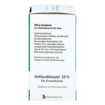 Antiscabiosum 25% Emulsja  zamów na apo-discounter.pl