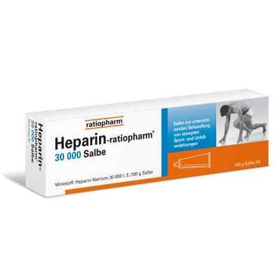 Heparin Ratiopharm 30 000 Salbe  zamów na apo-discounter.pl