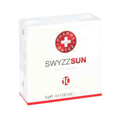 Swyzz Sun pomadka ochronna do ust  SPF10