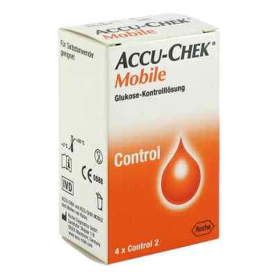 Accu Chek Mobile Kontroll Lsg. 4 Einmalapplikat.  zamów na apo-discounter.pl