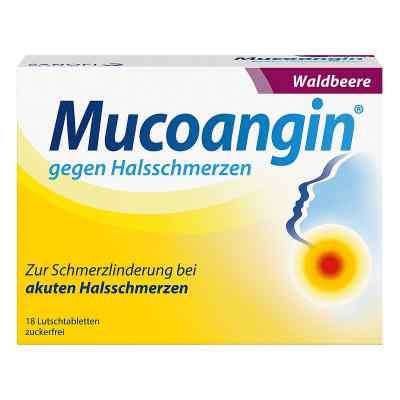Mucoangin Waldbeere 20 mg Lutschtabletten  zamów na apo-discounter.pl