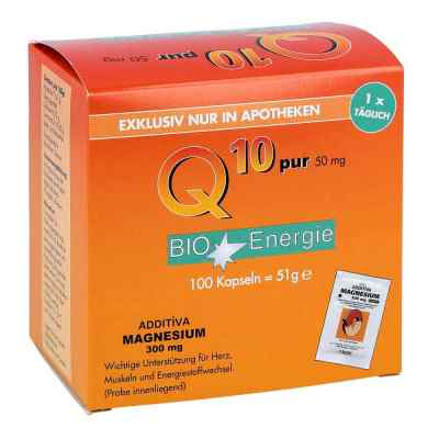 Q 10 Pur 50 mg kapsułki  zamów na apo-discounter.pl
