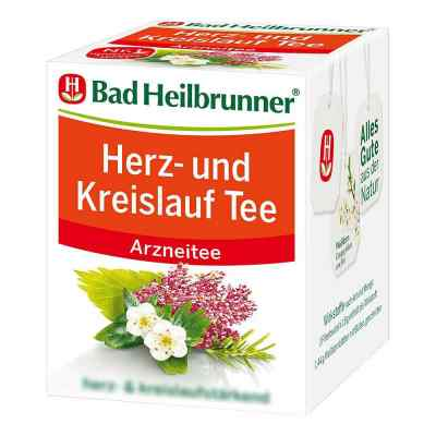 Bad Heilbrunner Tee Herz Kreislauf N Btl.  zamów na apo-discounter.pl
