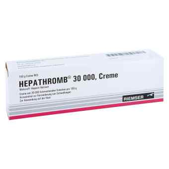 Hepathromb Creme 30 000 I.e.