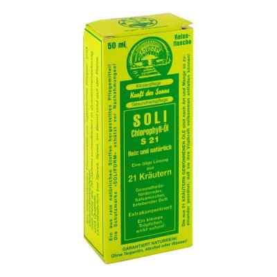 Soli-chlorophyll-oel S 21