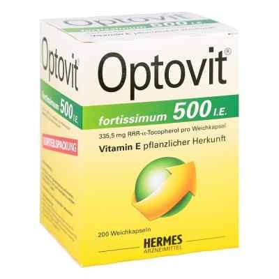 Optovit fortissimum 500 Kapseln  zamów na apo-discounter.pl