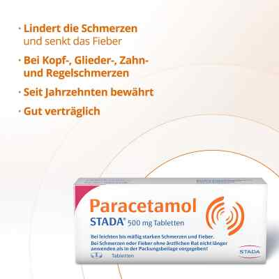 Paracetamol Stada 1000 Erw.-suppos.  zamów na apo-discounter.pl