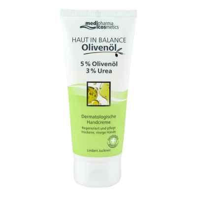 Olivenoel Haut in Balance krem do rąk z mocznikiem