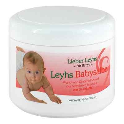 Leyhs maść dla niemowląt  zamów na apo-discounter.pl