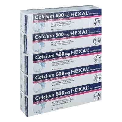 Calcium 500 Hexal Brausetabl.  zamów na apo-discounter.pl
