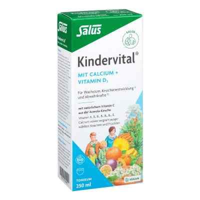 Kindervital Bio Salus® Tonik z wapniem i witaminą D3