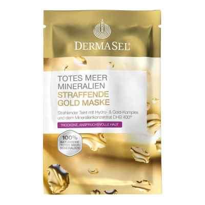 Dermasel Gold Exklusiv maseczka przeciwzmarszczkowa  zamów na apo-discounter.pl