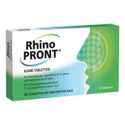 Rhinopront Kombitabletten  zamów na apo-discounter.pl