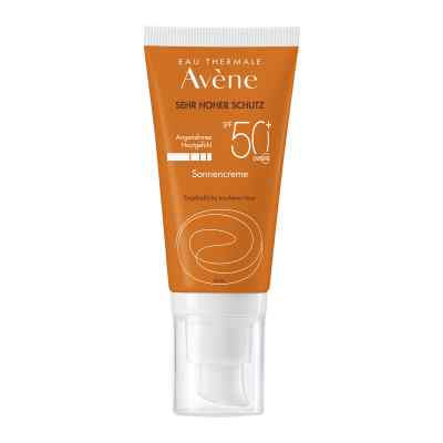 Avene Sunsitive krem p/słoneczny SPF 50+