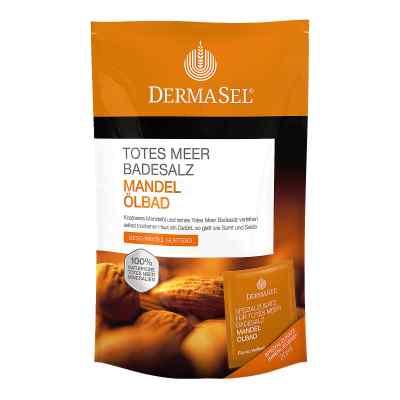 Dermasel sól do kąpieli z Morza Martwego z olejkiem migdałowym   zamów na apo-discounter.pl