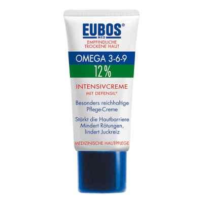 Eubos intensywny krem Omega 3-6-9 skóra wrażliwa
