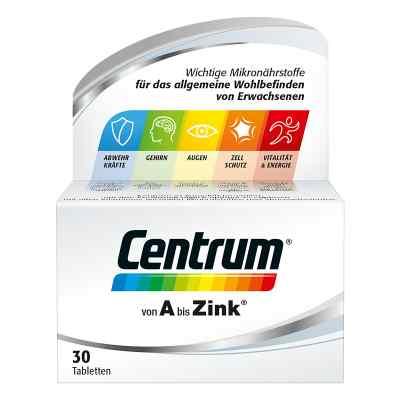Centrum A-Zink z Luteiną  zamów na apo-discounter.pl