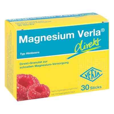 Magnesium Verla direkt Granulat Himbeere  zamów na apo-discounter.pl