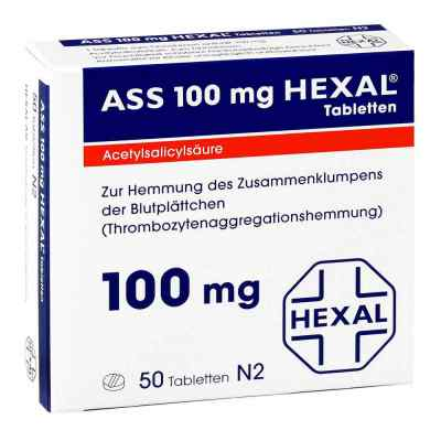 Ass 100 Hexal Tabl.  zamów na apo-discounter.pl
