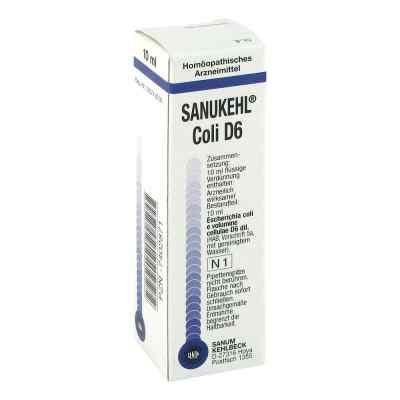 Sanukehl Coli D 6 Tropfen  zamów na apo-discounter.pl