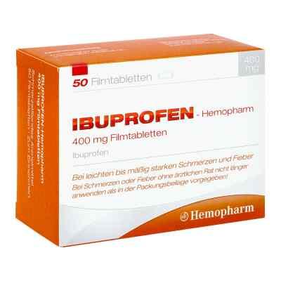 Ibuprofen Hemopharm 400 mg Filmtabletten  zamów na apo-discounter.pl