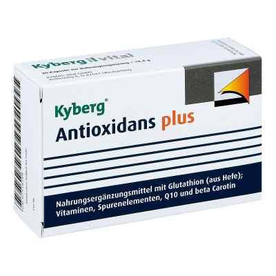 Antioxidans plus Kyberg Kapsułki  zamów na apo-discounter.pl