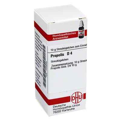 Propolis D 4 Globuli